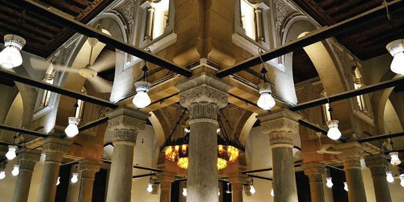 Al Azhar Mosque – Cairo