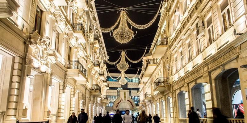 Baku - Nizami Street