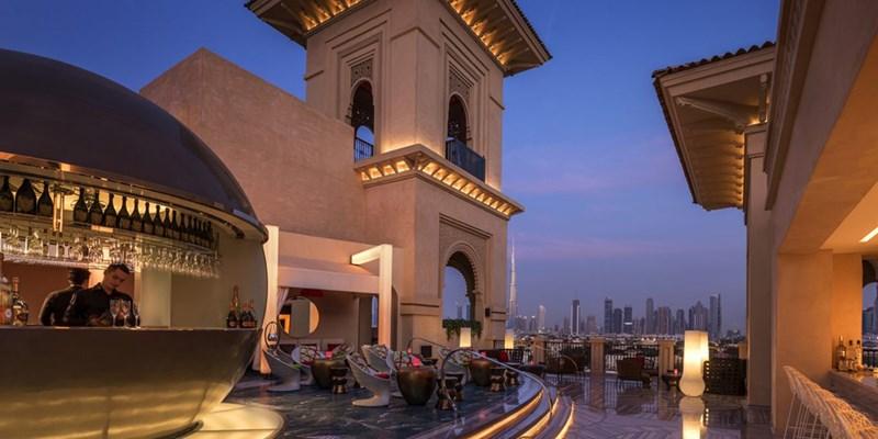 Four Seasons Hotel – Jumeirah Beach