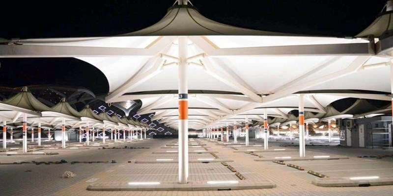 Haramain High Speed Railway – Parking