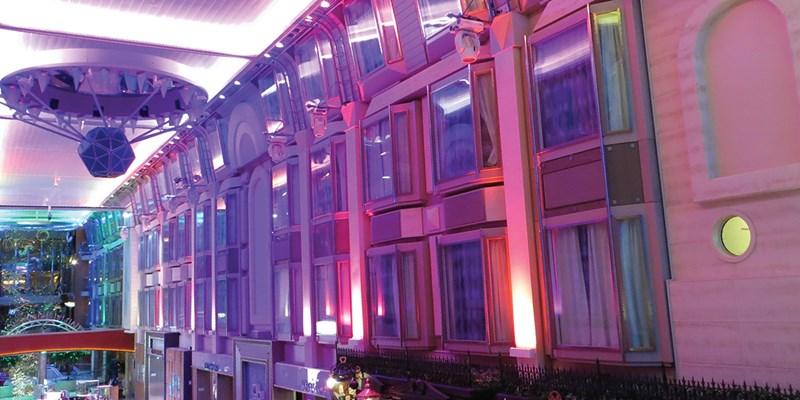 Royal Promenade Cruise