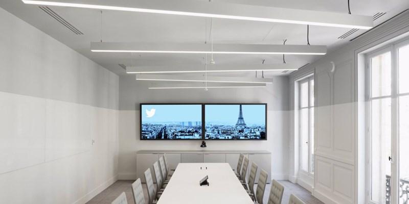 Twitter Paris Office